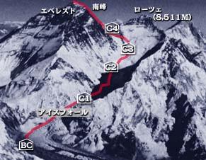七大陸最高峰~エベレスト~(アジア)