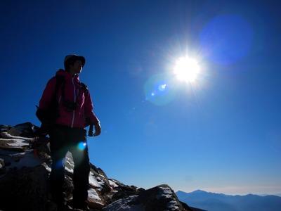 亮さんとの八ヶ岳登山記
