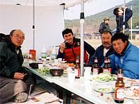 お隣、韓国での清掃登山隊事情