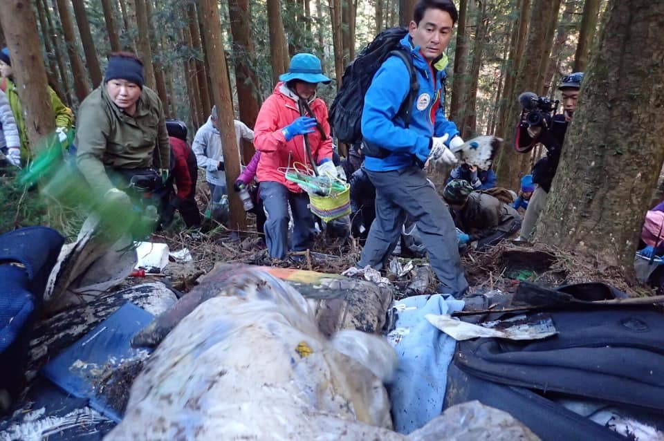 富士山クリーンキャンペーン3776