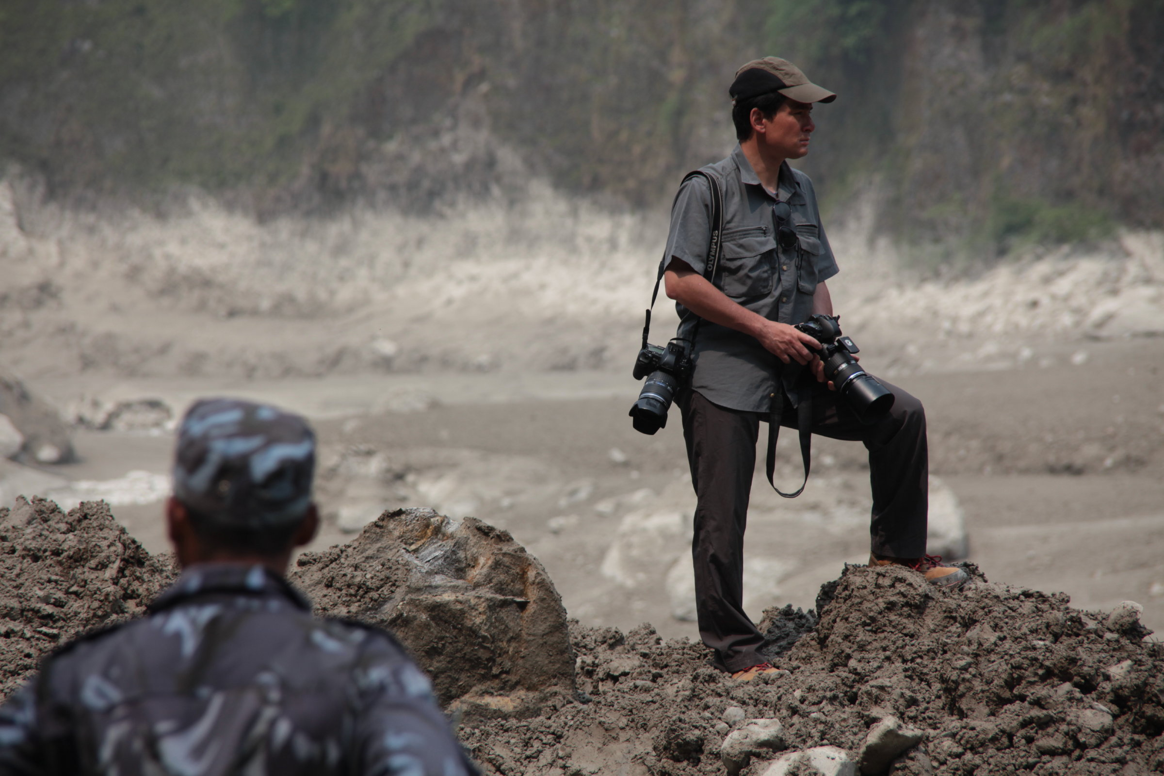 ネパール大洪水 後編~まるで大地が転がってくるように洪水に襲われたんだ~
