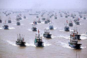 中国漁船に関して