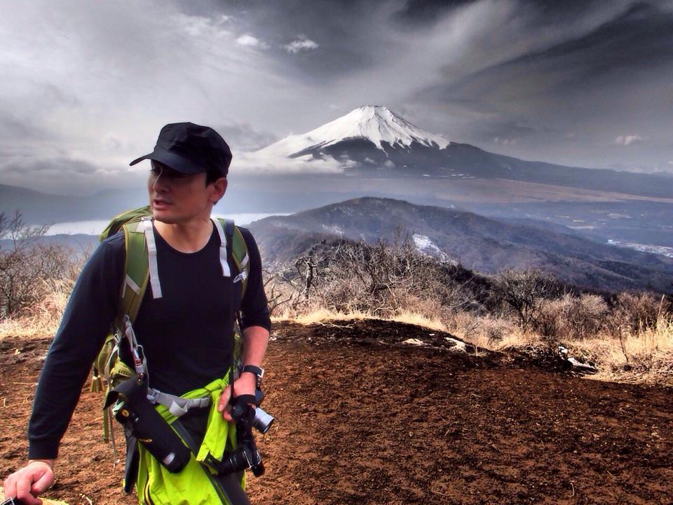 富士山ビュートレイルトレッキング下見に行ってきました