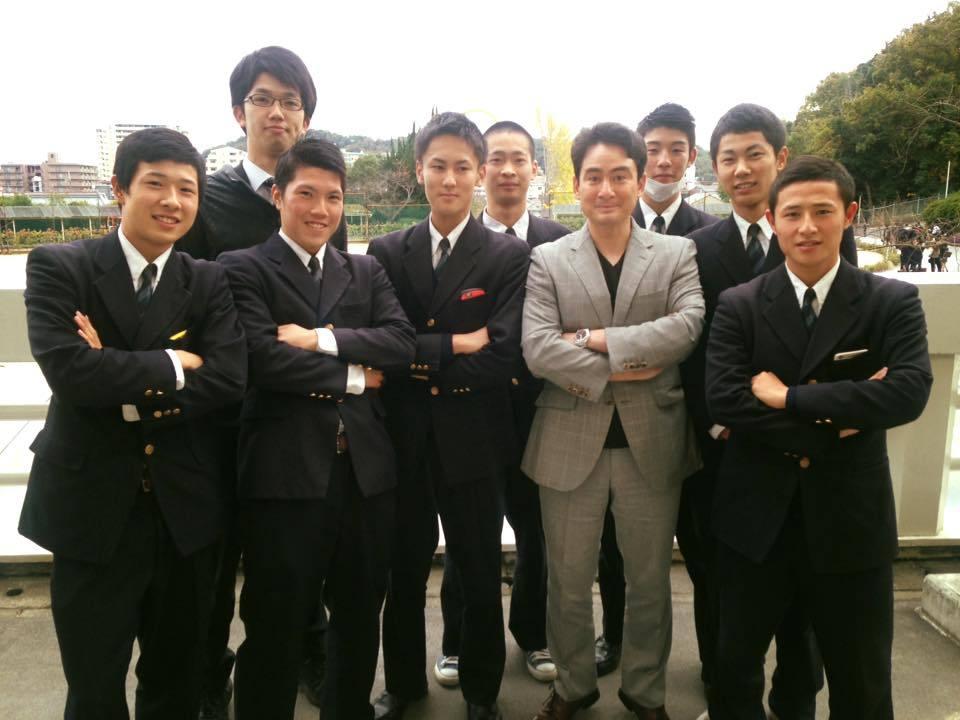 岡山で講演