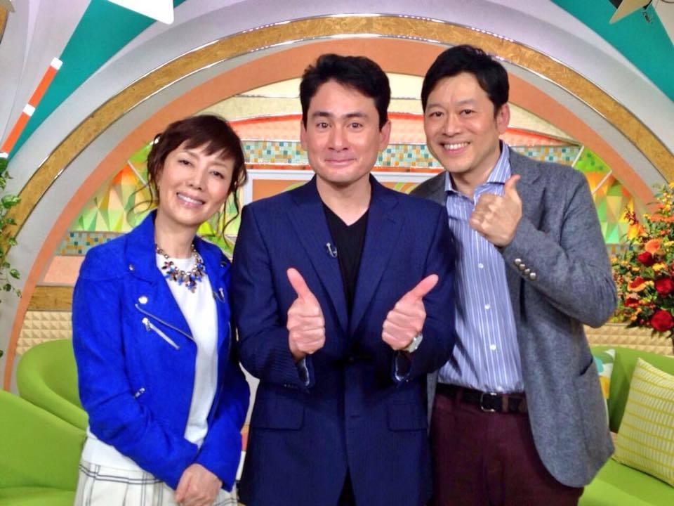 NHK「スタジオパークからこんにちは」に出演