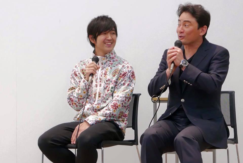 フジフイルムスクエア 藤巻亮太さんとトークイベント