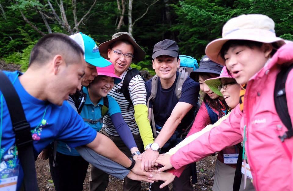 コスモアースコンシャス in 富士山 無事に終了しました。