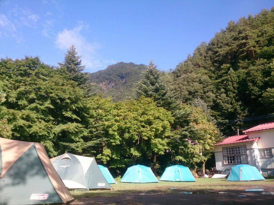 熊本地震支援 テント村の子ども達と富士山キャンプ