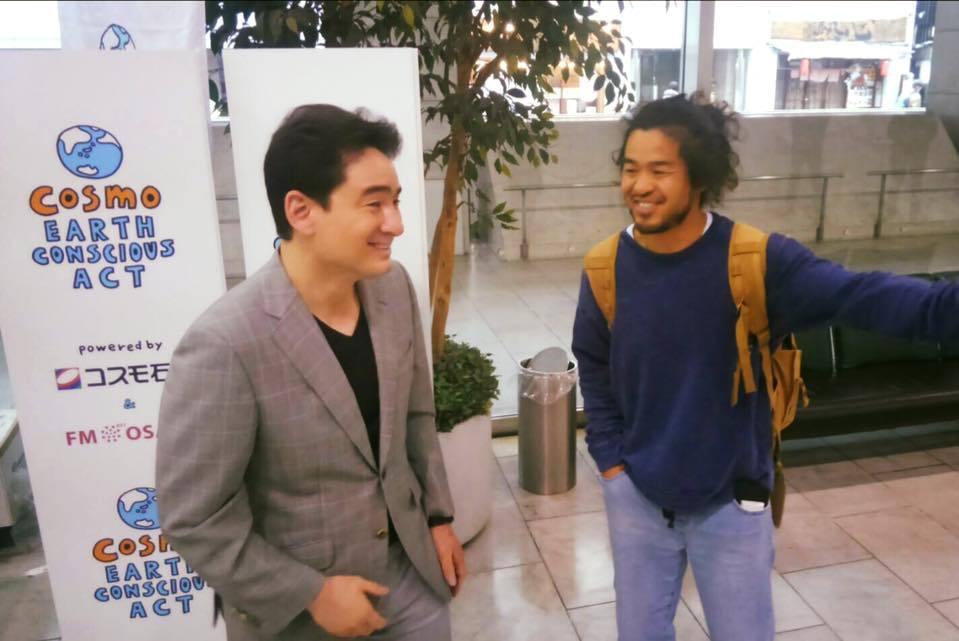 大阪で講演会、写真展、トークショー