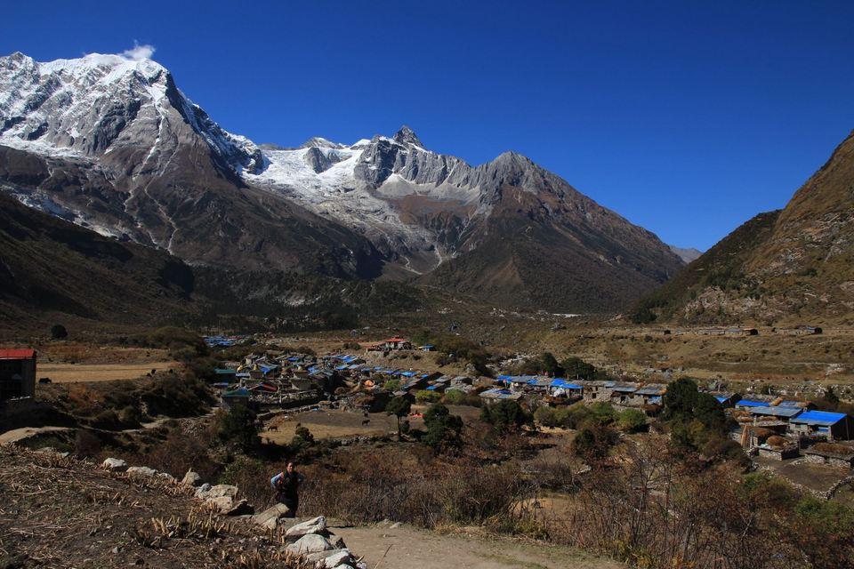 ネパール サマ村 プロジェクト 現地報告