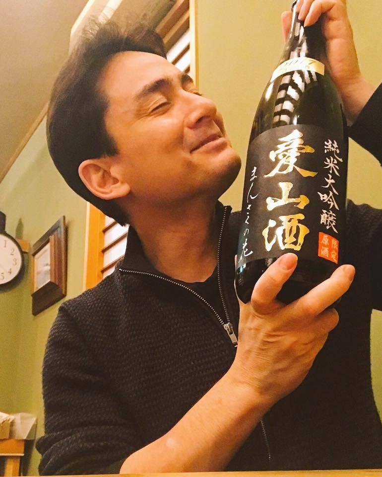 大好きなお鮨と日本酒