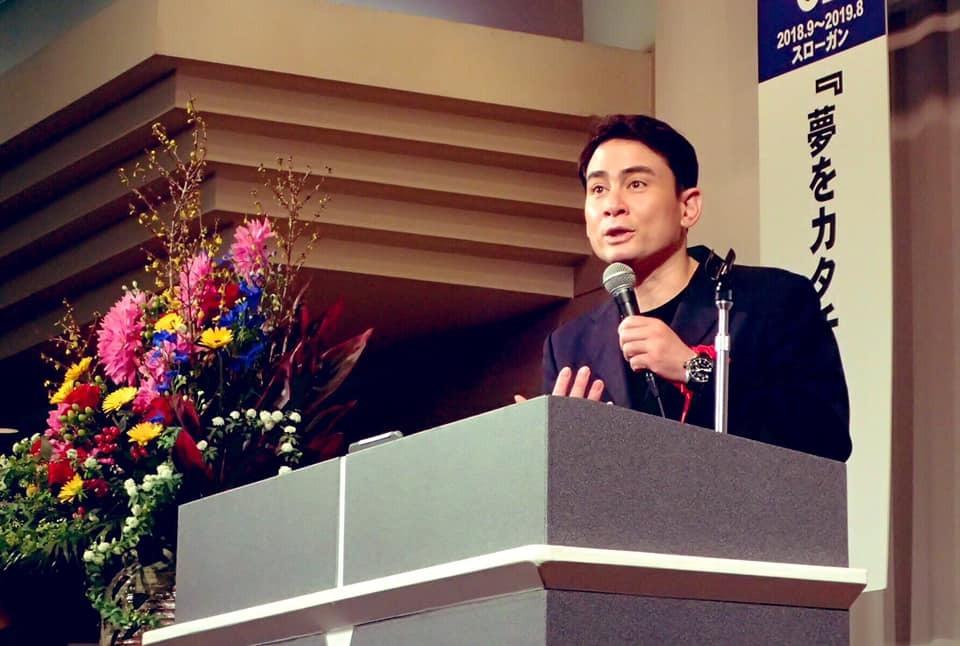 岐阜の講演会で、うれしい再会