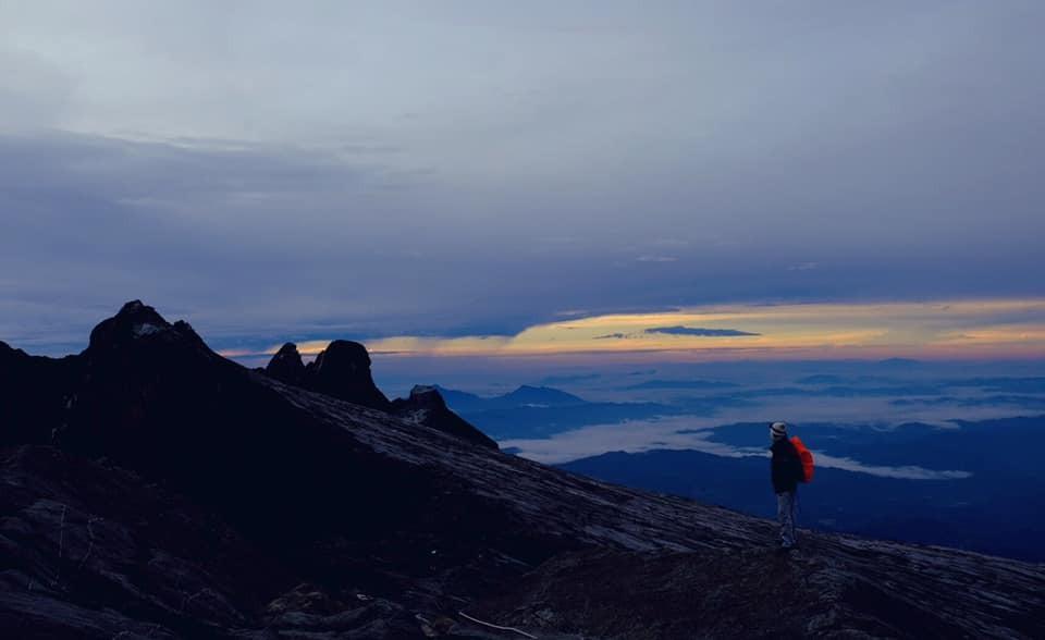 キナバル山登山