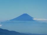 赤岳からの富士山