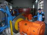 水力発電所ない