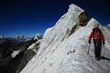 ロブチェピーク登頂
