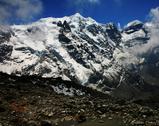 メラピーク峰