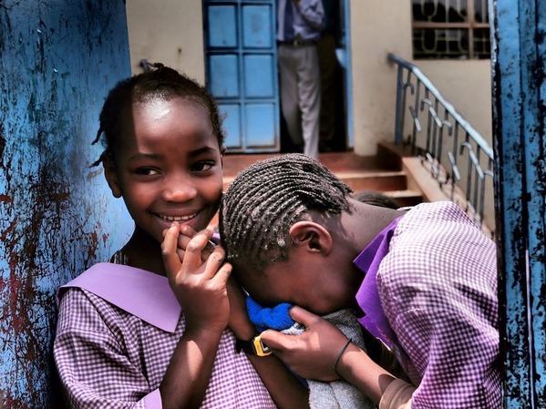 8番・東アフリカ最大のスラム・キビラの子供たち