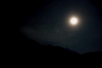 月の山、ルウェンゾリ峰