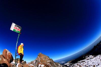 20年ぶりにケニア山登頂!