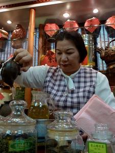 お茶屋さんの女将さん・台湾の朝青龍?