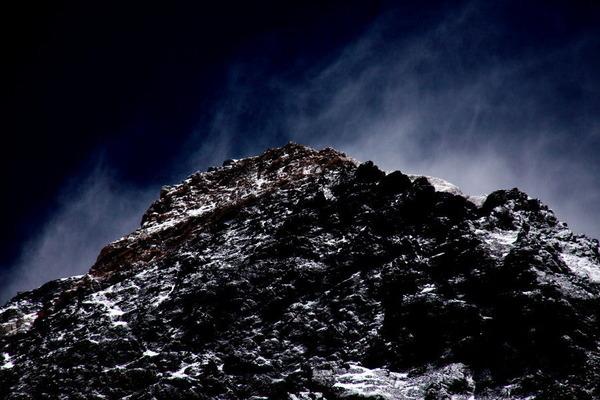 エベレスト南峰