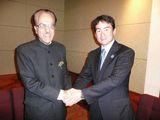 インドのソズ水資源大臣と
