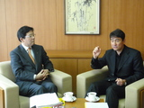北九州市長対談