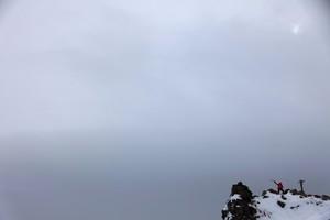 八ヶ岳・天狗岳の頂