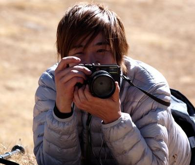 13番 人生の友、これからも世界を一緒に歩き撮影しよう!