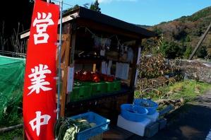 無人野菜売場