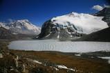 パンチポカリ(氷河湖)