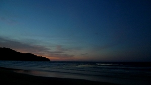 その日の内に海まで