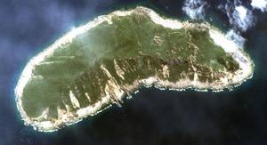 2006年のクイックバード衛星画像