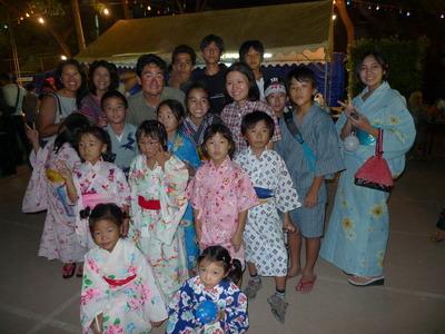 日本人学校の生徒と