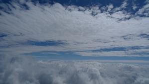 赤岳山頂からの景色