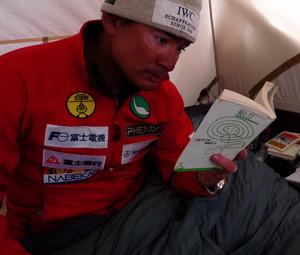 悪天候のお陰で本だけはたらふく読める