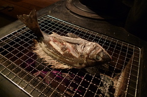 村田さんから頂いたお魚!美味しかった!