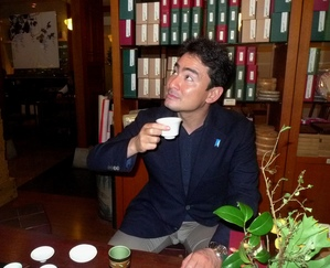 違いの分かる男?台湾茶は美味しい!