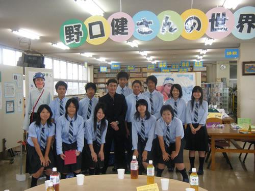倉敷古城池高等学校